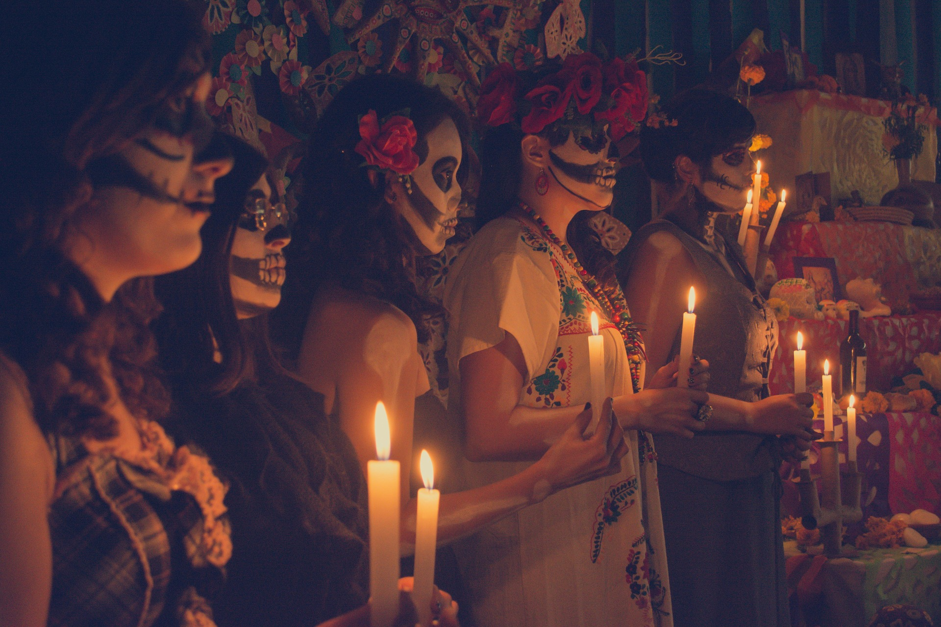 Día de Muertos, tradición mexicana que trasciende en el tiempo | Instituto Nacional para el Federalismo y el Desarrollo Municipal | Gobierno | gob.mx