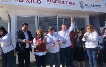 SEGALMEX-LICONSA abre punto de venta de leche en polvo en Tlaxcala