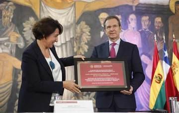 Boletín No.203 Garantizan México y Francia fortalecer la Casa Universitaria MUFRAMEX
