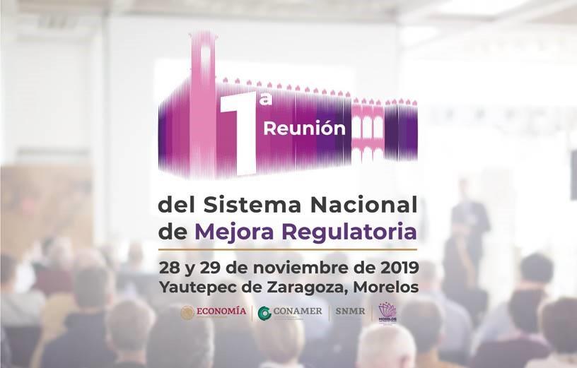 1a reunión del SNMR