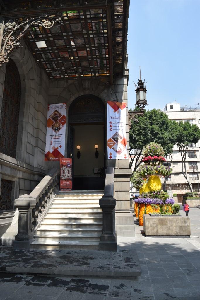 """Museo del Telégrafo participa en el """"Festival de las Flores"""", Ciudad de México"""