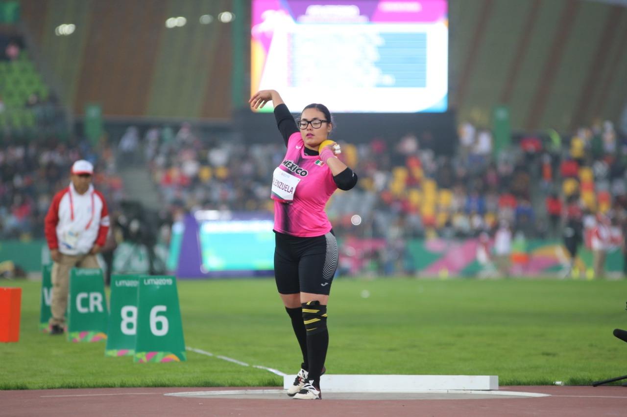 En el segundo día de competencias del Mundial de Para Atletismo, deportistas nacionales ganaron mismo número de medallas.
