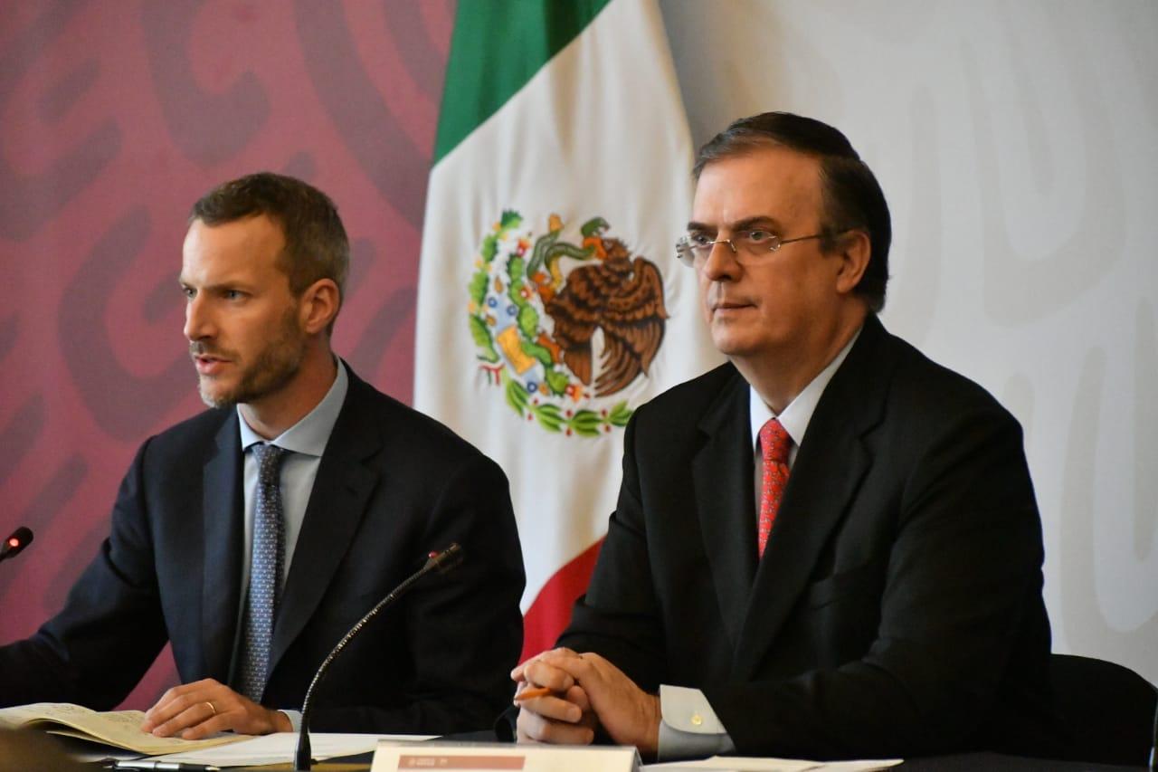 El Gobierno de México avanza en la cooperación para el desarrollo con Estados Unidos