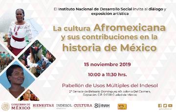 Banner La cultura Afromexicana y sus contribuciones en la historia de México