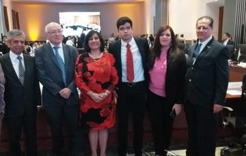 Boletín No.206 Entrega Función Pública el Premio Nacional de Contraloría Social a estudiante del TecNM