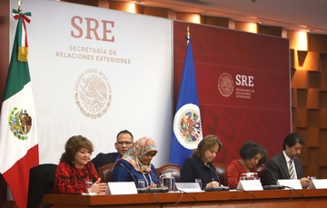 Evento conmemorativo sobre la ratificación de la Convención Belém do Pará
