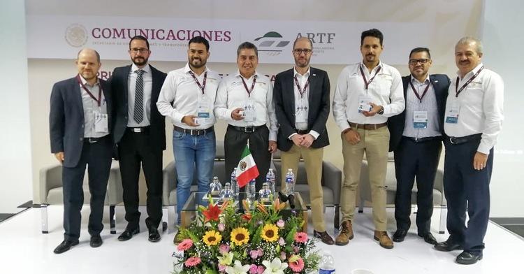 Inauguración del Primer Seminario de Verificación del Sistema Ferroviario Mexicano en Guadalajara, Jalisco