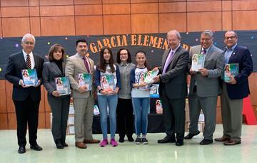 Distribuye CONALITEG 163 mil libros de texto gratuitos para migrantes mexicanos en Estados Unidos