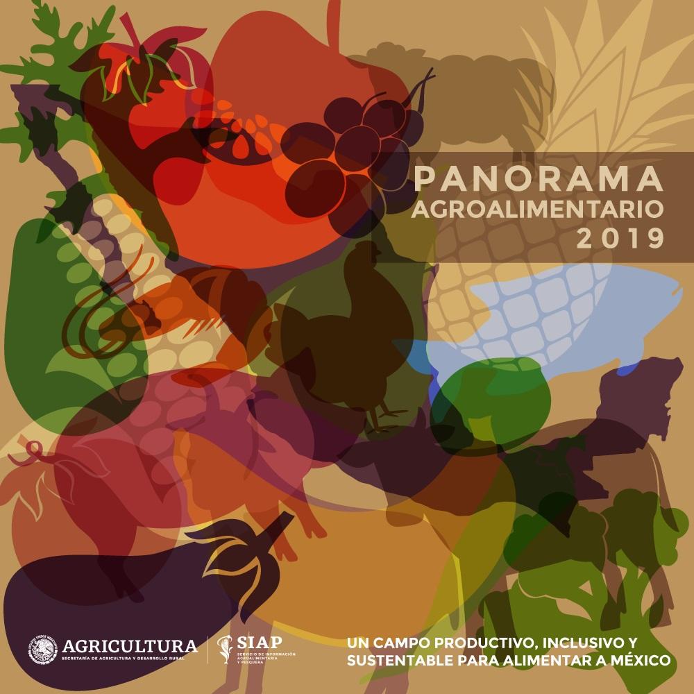 Publicación anual que contiene información relevante sobre los principales productos agrícolas, pecuarios y pesqueros de México