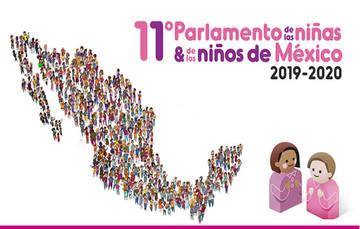 11°  Parlamento de niñas y niños de México 2019-2020