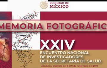 XXIV Encuentro de investigadores, Memoria Fotográfica