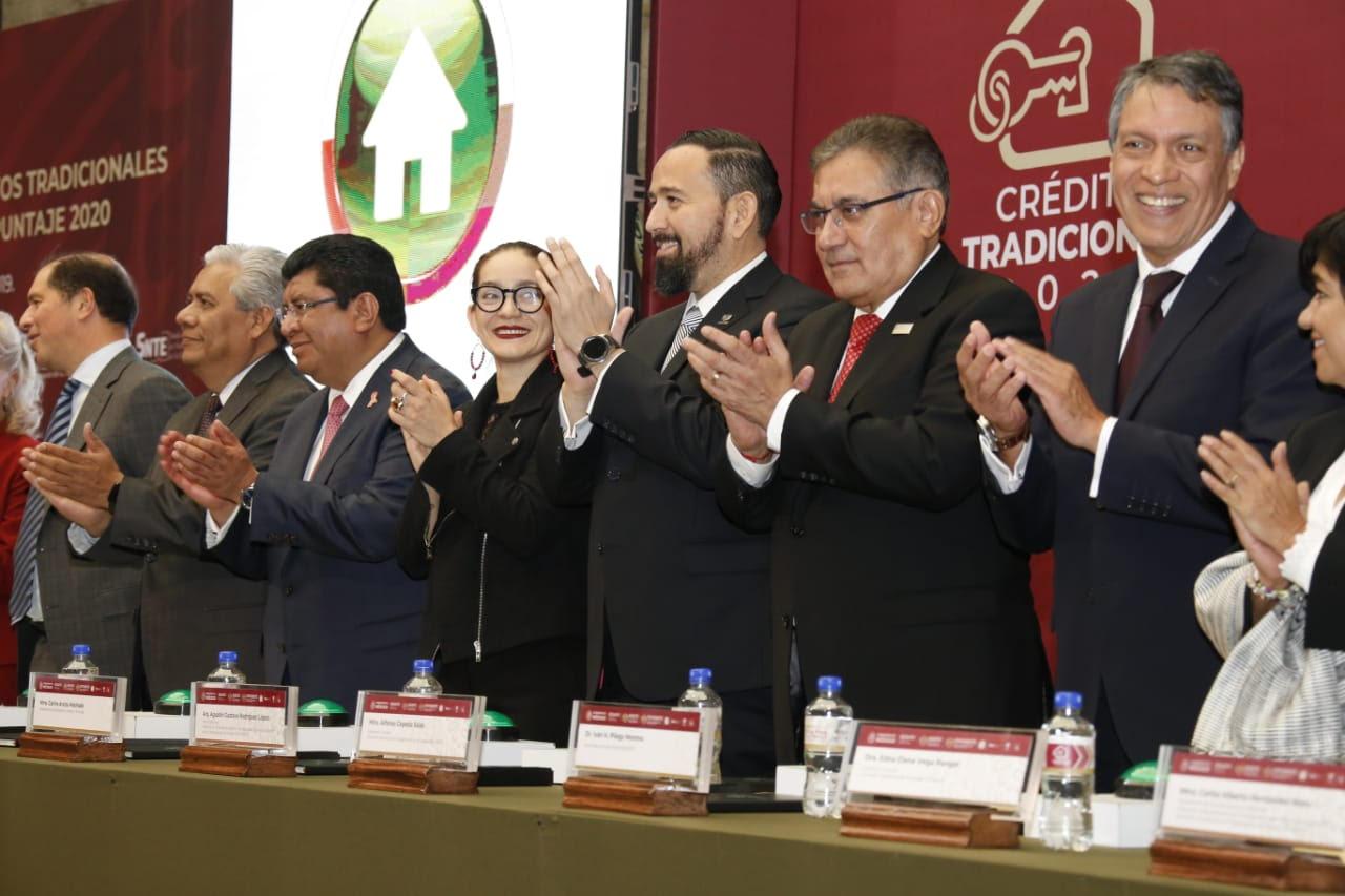 La liberación de los primeros 15 mil créditos tradicionales mediante el Sistema de Puntaje 2020 forman parte además de las acciones del Programa Nacional de Vivienda que impulsa el Gobierno de la República