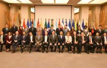 Mexico presents proposed work plan for 2020 CELAC presidency