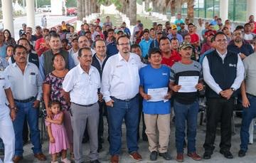 Durante el presente año la Conapesca aplica en Tamaulipas 91.07 millones de pesos del programa de Fomento a la Productividad Pesquera y Acuícola.