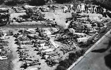 Masacre producida por Union Carbide