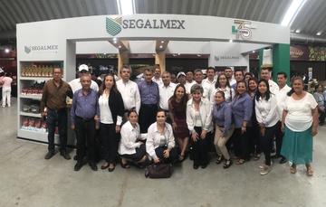 Participa SEGALMEX con stand en el décimo Festival del Chocolate en Tabasco
