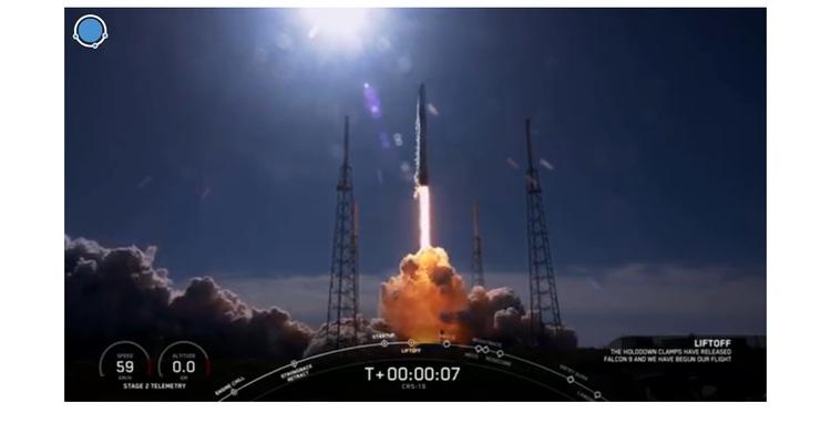 """""""Hoy nuestra juventud mexicana hace historia en el desarrollo espacial del país"""": Landeros Ayala"""