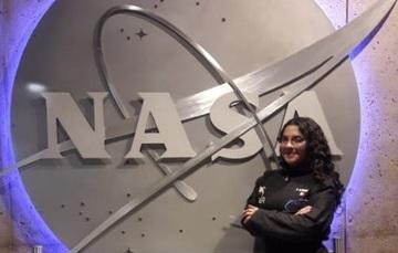 Boletín No. 243  Estudiante mexicana del TecNM participa en equipo internacional que gana primer lugar en programa de la NASA
