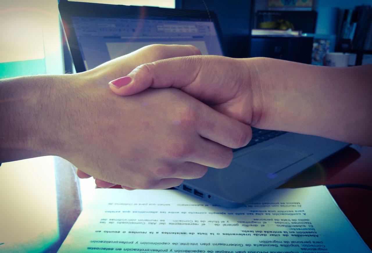 Acuerdo por la igualdad entre mujeres y hombres