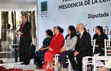 Reconoce Esteban Moctezuma Barragán conducción de la Comisión de Educación en el Acuerdo Educativo Nacional