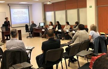 """Curso """"Refugiados, Personas Desplazadas Internamente y Migrantes: Protección Legislativa y Práctica con un Enfoque en América Central y América del Norte"""""""