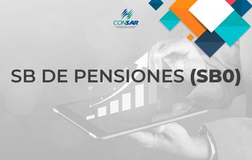 SIEFORE Básica de pensiones (SB0)