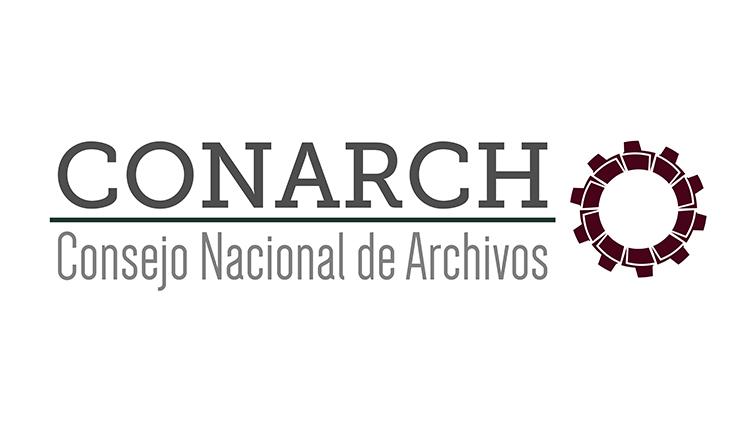 Logotipo del Consejo Nacional de Archivos