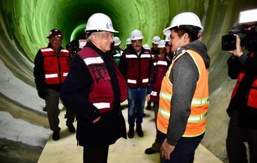 Túnel Emisor Oriente. Seguridad Hidráulica para la Zona Metropolitana, desde Huehuetoca, Estado de México.