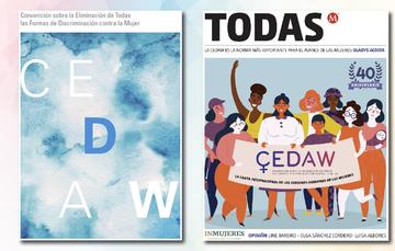 Publicaciones por el 40 aniversario de la CEDAW
