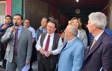 Contribuye Segalmex a economía de familias marginadas urbanas con tiendas operadas por maestros jubilados