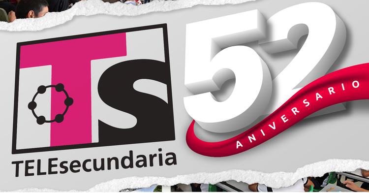 La Telesecundaria celebra su 52 aniversario