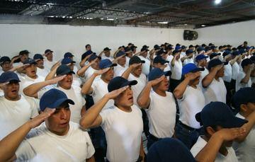 Como parte de las acciones emprendidas por el Gobierno de México para fortalecer la profesionalización de los elementos de seguridad
