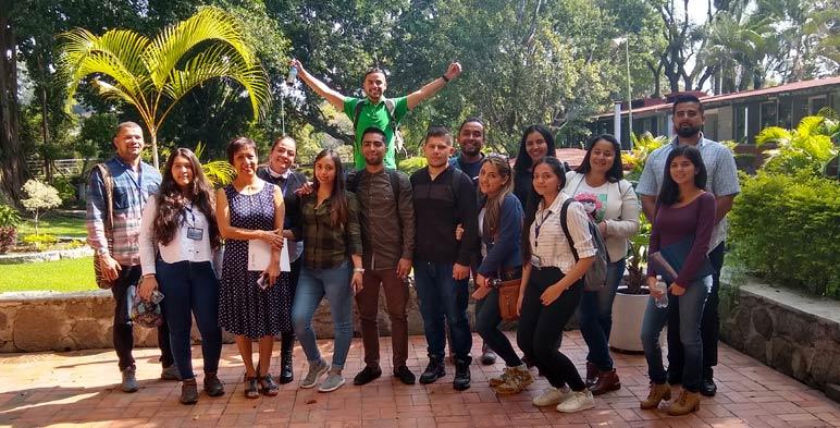 La vinculación entre Universidades nacionales y extranjeras con el quehacer de un centro de innovación, como el INEEL, ofrece mejores perspectivas de crecimiento para los jóvenes universitarios.