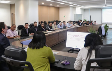 El Senasica encabezó la Semana Nacional de Concientización sobre el uso de Antimicrobianos, y acordó con productores y academia fortalecer Estrategia Nacional de Acción contra la Resistencia a los Antimicrobianos (RAM)