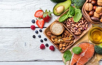 Comienza el año con una alimentación saludable.