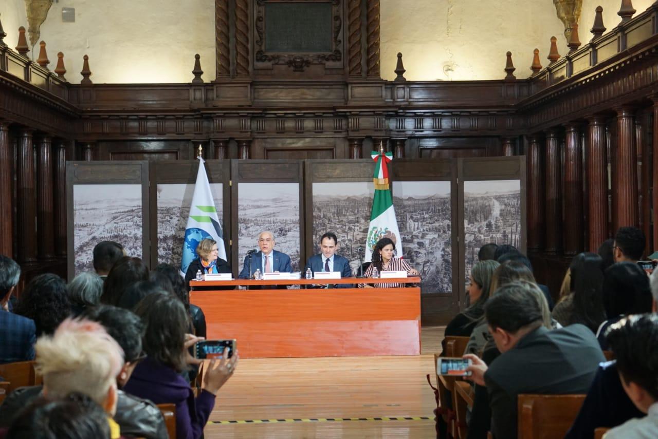 """""""Igualdad de Género para el crecimiento incluyente en México"""""""