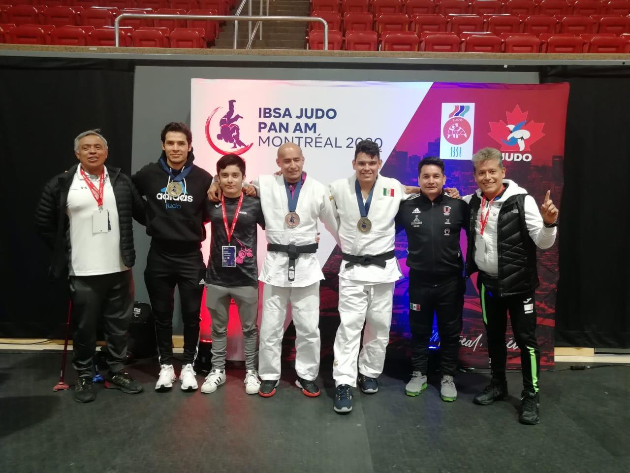 Eduardo Ávila y Brayan Valencia conquistaron las preseas áureas, en el certamen que otorgó puntos a Tokio 2020. Conade.