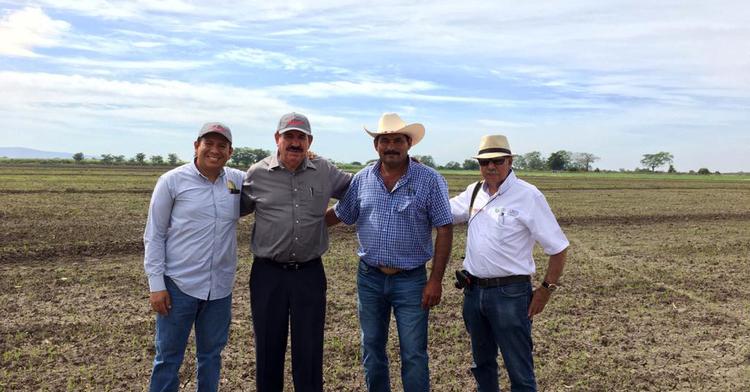 Acuerda SEGALMEX acciones para incrementar producción de arroz en Villa Hidalgo, Nayarit