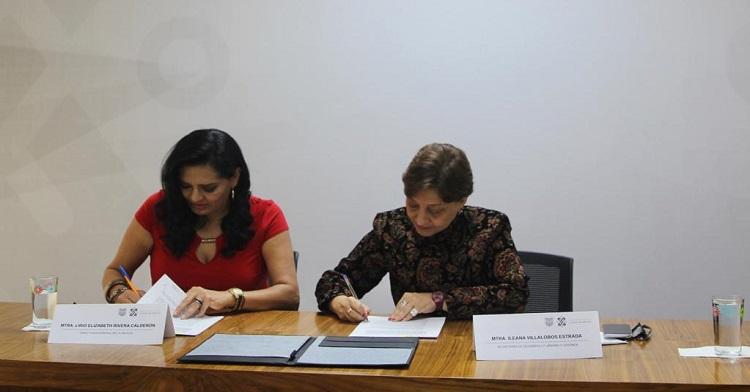 Firma de Convenio de Coordinación para facilitar los trámites de escrituración a los acreditados del fideicomiso que habitan en la CDMX