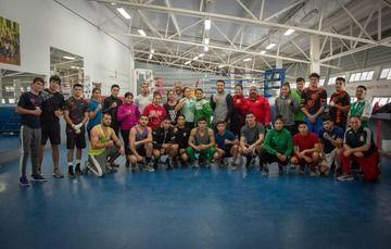 Guadalajara recibirá la eliminatoria de boxeadores profesionales y mexicoamericanos. Conade.