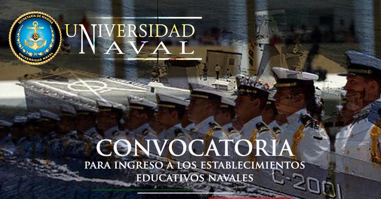 Ingreso a los establecimientos educativos navales.