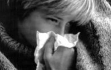 Durante el periodo invernal ocurren problemas en la salud de la población, especialmente en los niños y personas de la tercera edad