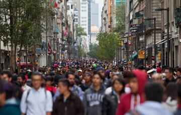 Infórmate sobre los retos demográficos de México.
