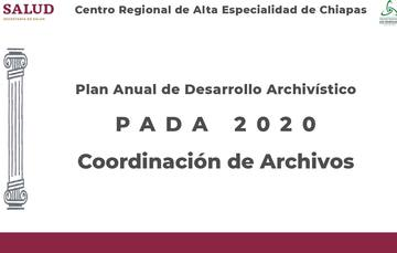 PADA 2020