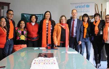 INMUJERES / UNICEF