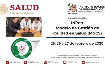 INPer: Modelo de Gestión de Calidad en Salud (MGCS)