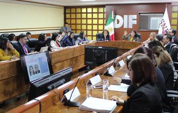 El SNDIF refuerza mecanismos de protección de los derechos de la niñez.