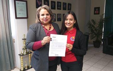 """Estudiante del campus Huatabampo participa en el Seminario """"Mujeres en STEM."""