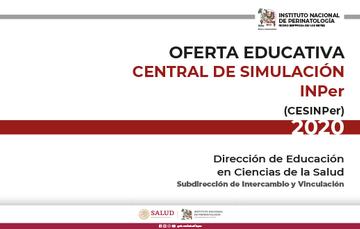 OFERTA EDUCATIVA CENTRAL DE SIMULACIÓN