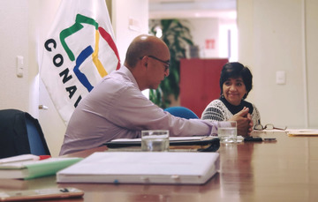 Cultura y Conavi firman convenio para la reconstrucción de viviendas patrimoniales.